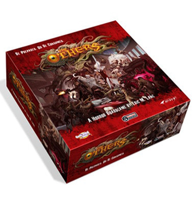 Productfoto van The Others 7 Sins Core Box