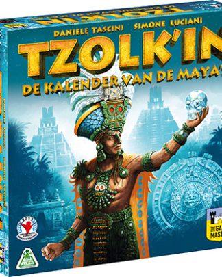 Productfoto van Tzolkin De Kalender van de Maya's