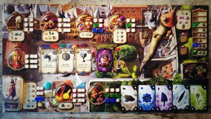 Speelbord van De Alchemist