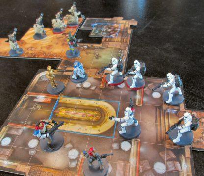Spelimpressie van Star Wars Imperial Assault Twin Shadows