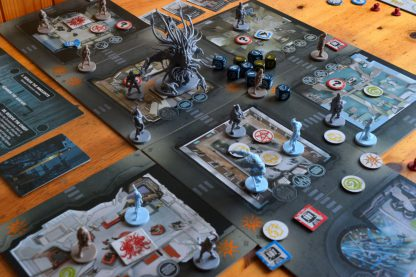 Spelimpressie van The Others 7 Sins Core Box