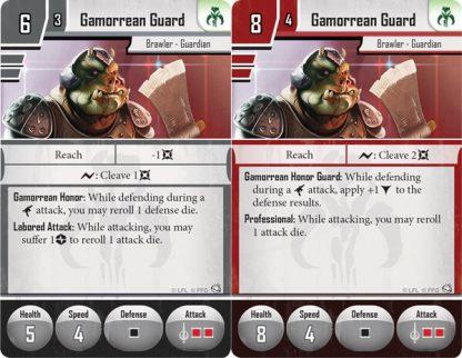 Voorbeeld van speelkaarten van Star Wars Imperial Assault Jabba's Realm Campaign 2