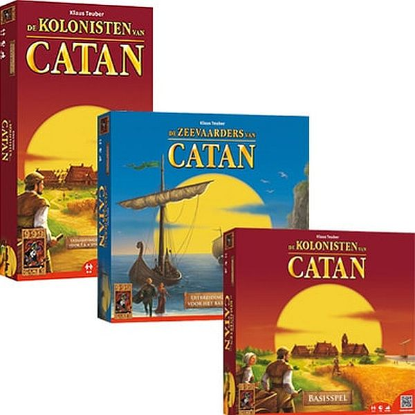 Kolonisten van Catan Blog