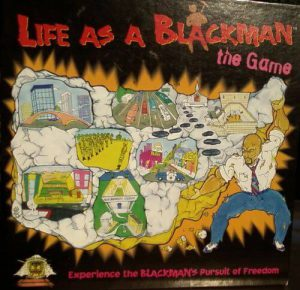 Life as a Blackman bordspel