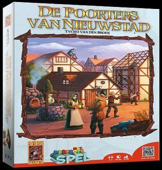 Afbeelding van de Productfoto van De Poorters van Nieuwstad