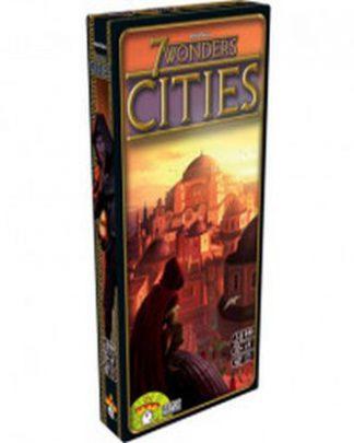 Afbeelding van de productfoto van 7 Wonders Cities