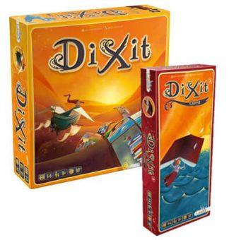 Productfoto van Dixit Bordspellen Bundel