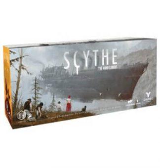 Afbeelding van de speeldoos van Scythe The Wind Gambit