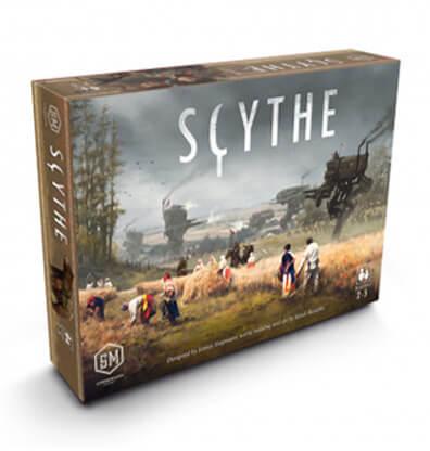 Productfoto van het Scythe Basiseditie Bordspel