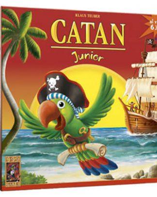 Productfoto van het bordspel de Kolonisten van Catan Junior Nederlands