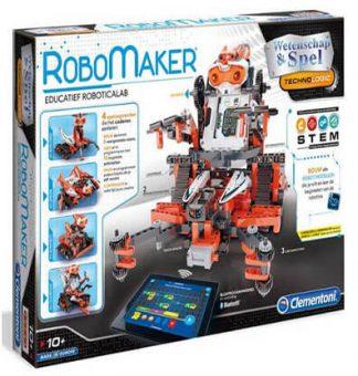 Productfoto van het Robomaker bordspel