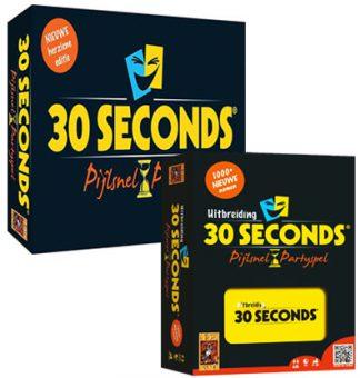 Productfoto van het bordspel 30 Seconds Bundel
