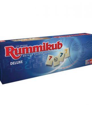 Productfoto van het bordspel Rummikub Deluxe