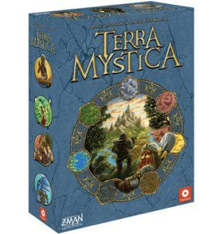 Productfoto van het bordspel Terra Mystica Engels