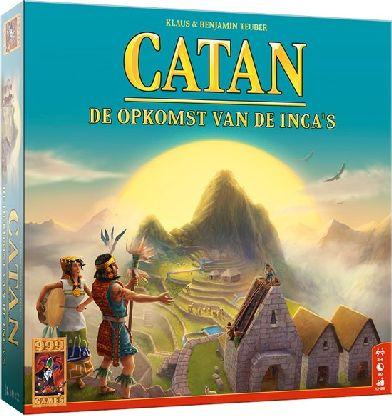 Afbeelding van de productfoto van Kolonisten van Catan: De Opkomst van de Inca's