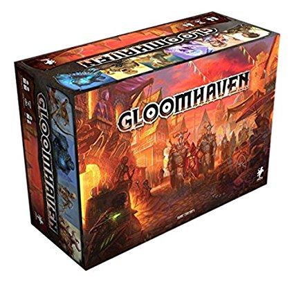 Productfoto van Gloomhaven