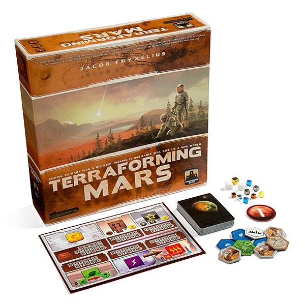 Productfoto van Terraforming Mars