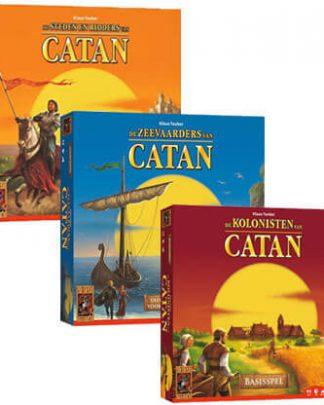 Productfoto van het Kolonisten van Catan bordspel Bundel #2