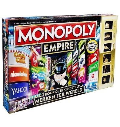Productfoto van het bordspel Monopoly Empire