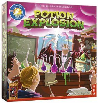 Afbeelding van de speeldoos van Potion Explosion