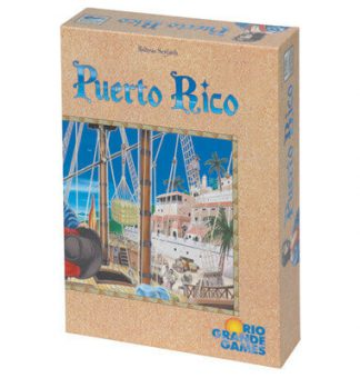 Productfoto van het bordspel Puerto Rico