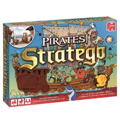 Afbeelding van de speeldoos van Stratego Pirates