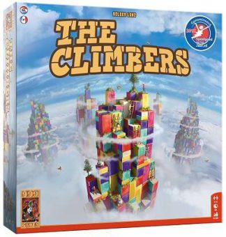 Productfoto van het bordspel The Climbers