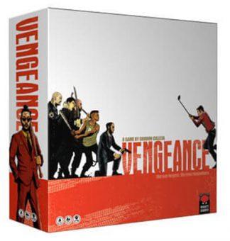 Productfoto van het bordspel Vengeance