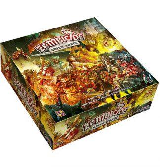 Productfoto van het bordspel Zombicide Green Horde