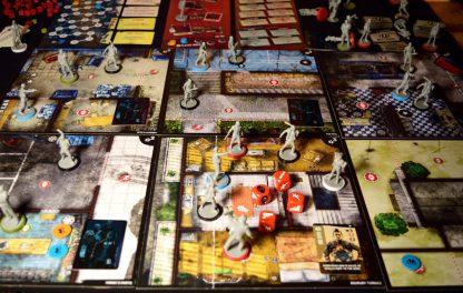 Spelimpressie 2 van het bordspel Vengeance
