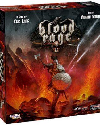Productfoto van het bordspel Blood Rage