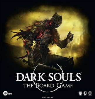 Productfoto van het bordspel Dark Souls The Board Game
