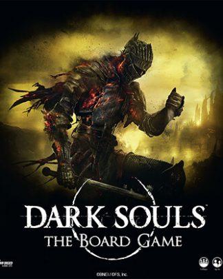 Productfoto van het bordspel Dark Souls The Board Game
