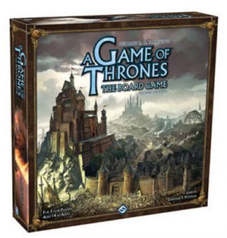 Productfoto van het bordspel Game of Thrones the Board Game