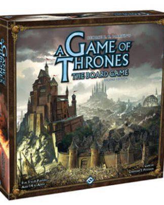 Productfoto van het bordspel Game of Thrones the Board Game
