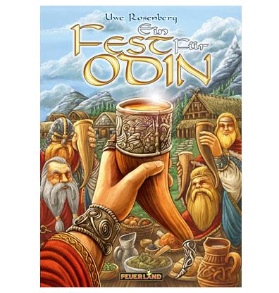 Productafbeelding van het bordspel A Feast for Odin