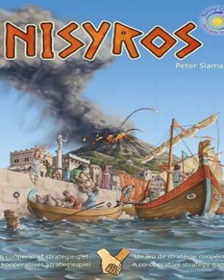 Productafbeelding van het bordspel Nisyros