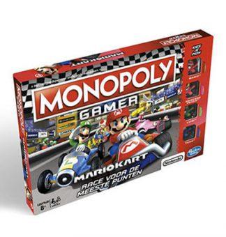 Productfoto van het bordspel Monopoly Gamer Mario Kart