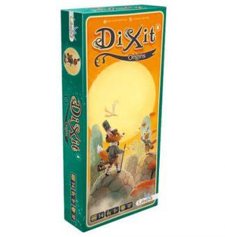 Dixit Origins Uitbreiding Bordspel Productfoto