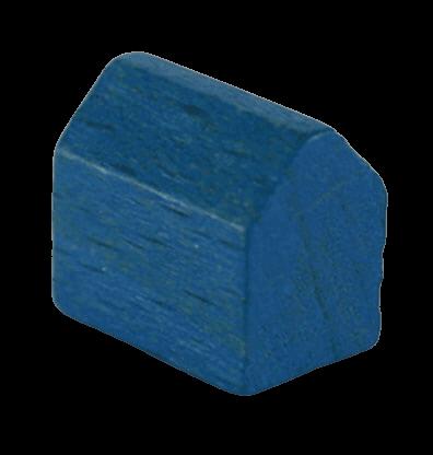 Kolonisten van Catan Dorp Blauw Onderdeel