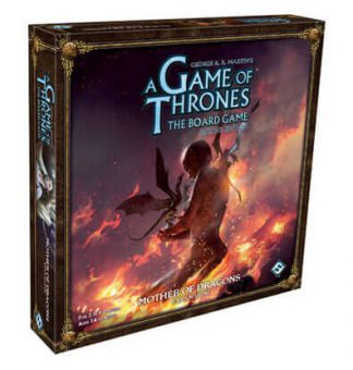 Productfoto van het bordspel Game of Thrones Boardgame Mother of Dragons (Engels)