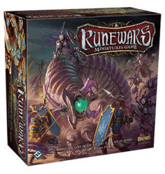 Runewars Miniatures Game Bordspel Productfoto
