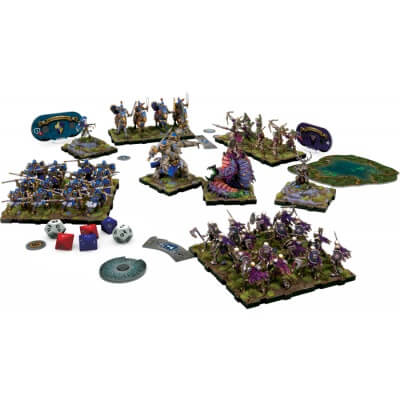 Runewars Miniatures Game Bordspel Spelonderdelen