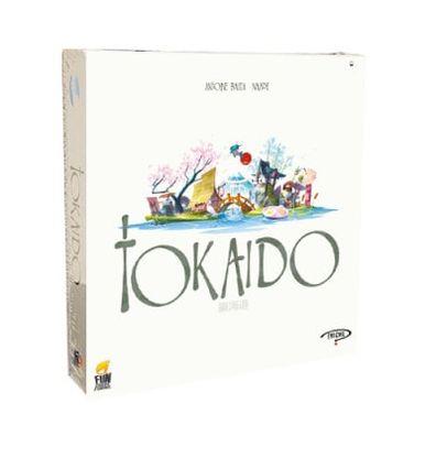 Speeldoos van het bordspel Tokaido 5-jarige Jubileumeditie