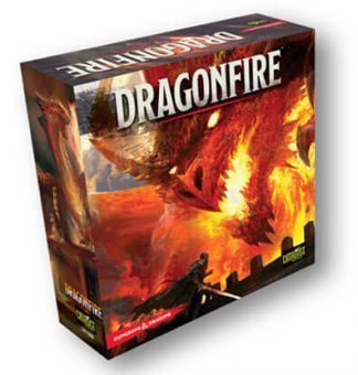 Dragonfire Bordspel Productfoto