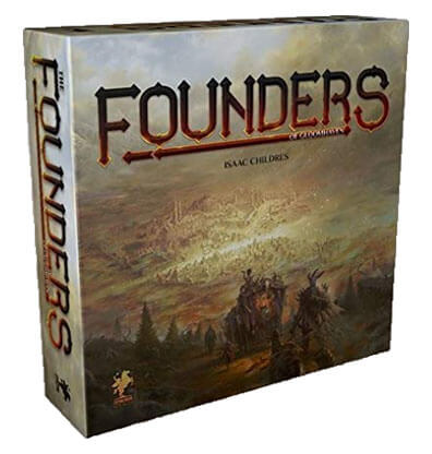 Founder of Gloomhaven Bordspel Productfoto