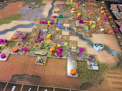 Founders of Gloomhaven Bordspel Sfeerimpressie