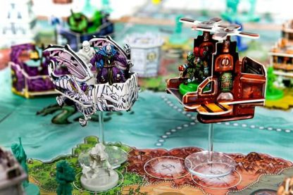 Heroes of Land Air and Sea - Order and Chaos Bordspel Sfeerimpressie