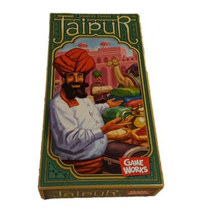 Jaipur Bordspel Huren
