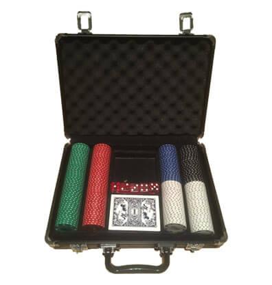 Pokerset Koffer Huren 2